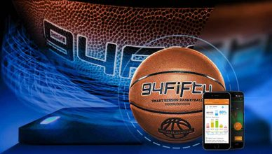 94 Fifty Smart Sensor Basketball