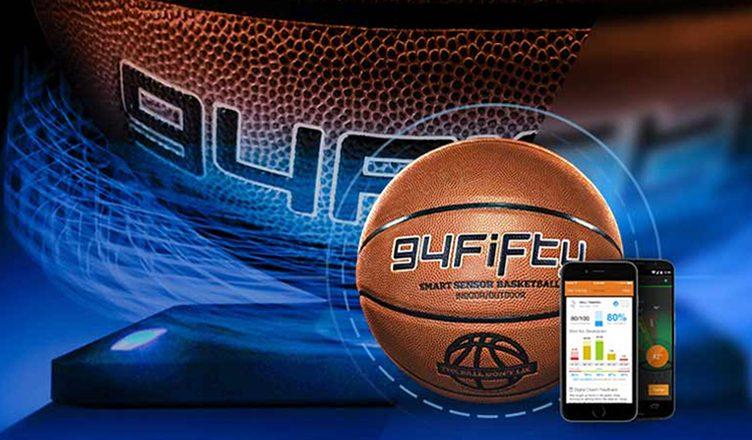 94 Fifty Smart Sensor Basketball