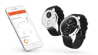 withings-steel-hr withings-steel-hr montre connectée wearable
