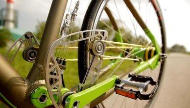 stringbike velo sans chaine ni derailleur