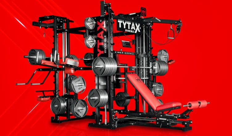 TTYTAX TX-1 Fitness musculation crossfit deadlift entraînement sport