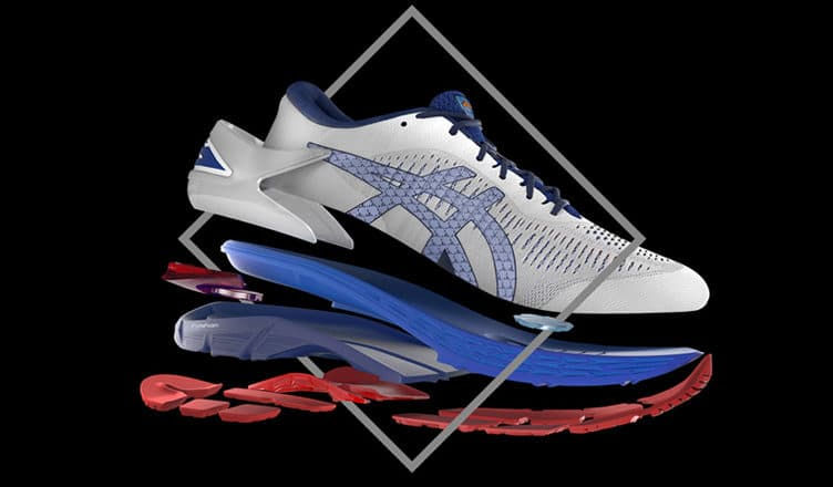 LA TECHNOLOGIE GEL D'ASICS running